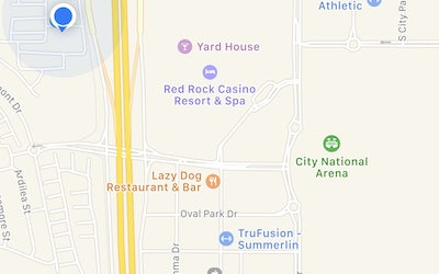 Great 1 Bedroom located across from Red Rock & Summerlin Mall ... on