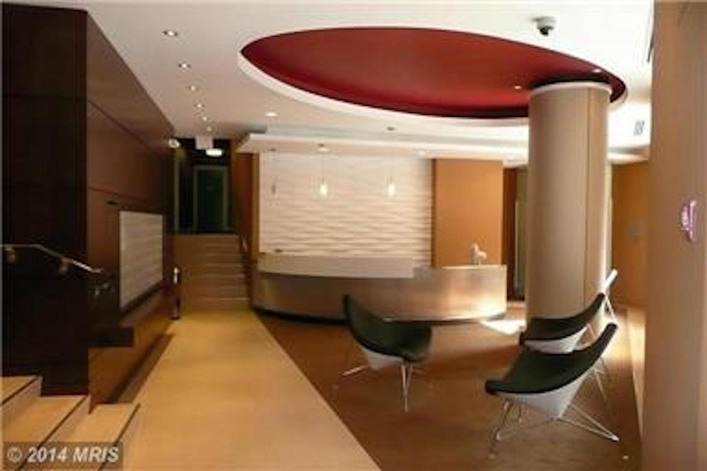 West End/Foggy Bottom/GWU Studio with Balcony overlooking Ritz ...